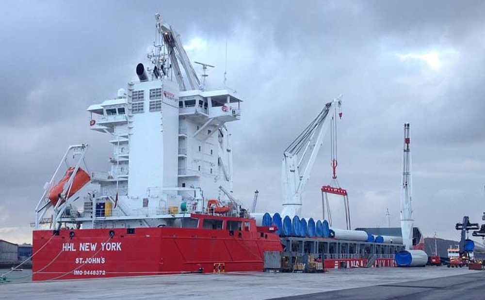 BigLift Shipping to Benefit from Hansa Heavy Lift Demise ...