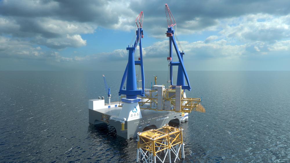 OOS Report on OOS Zeelandia Progress – Heavy Lift News