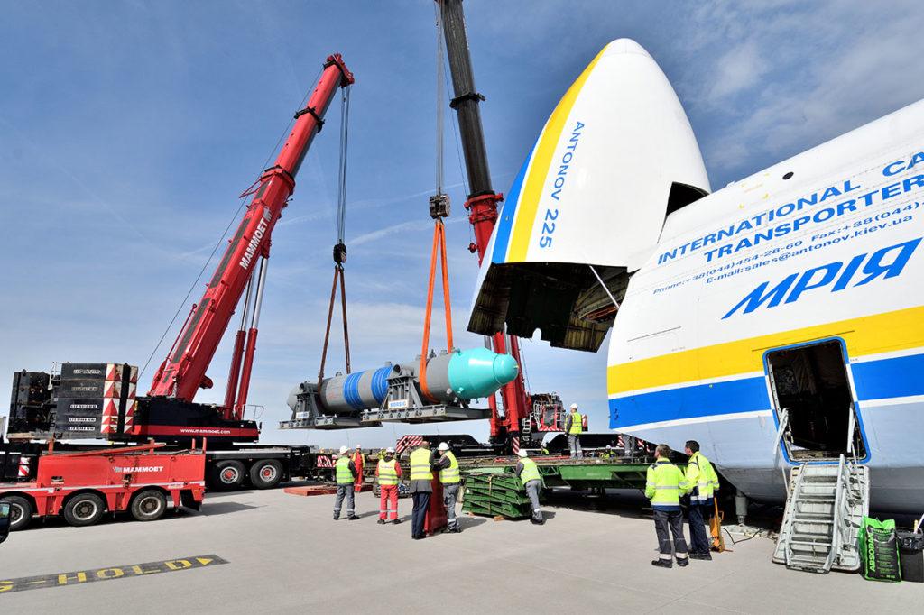 Leipzig Halle Airport Archieven Heavy Lift News
