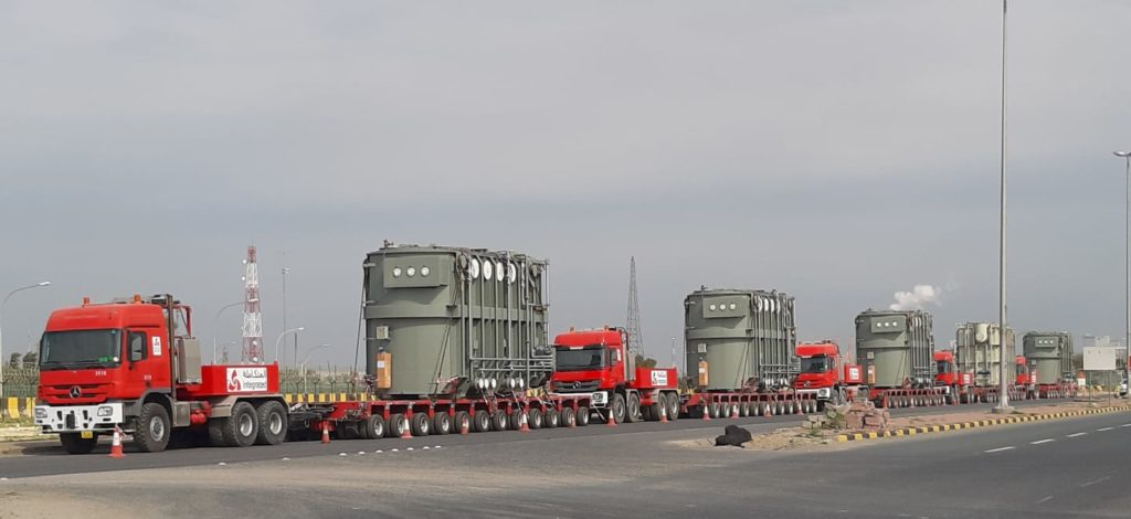 First Modules Arrive for the KIPIC Al-Zour Project – Heavy