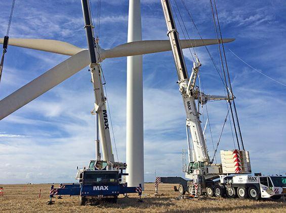Konecranes Gottwald Deliver Model 6 to Townsville – Heavy